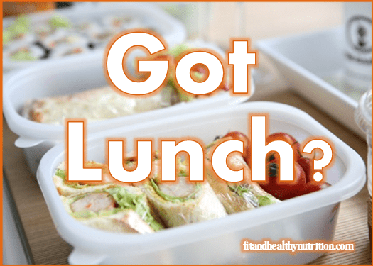 Ban Boring Bagged Lunches