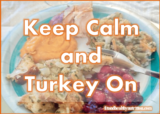 Keep Calm and Turkey On