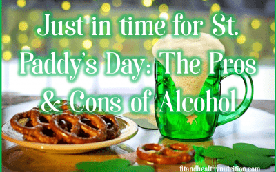 The Pro's and Cons of Alcohol