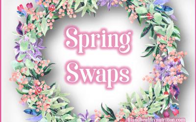 Simple Spring Swaps